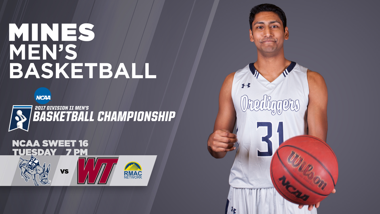 PREVIEW: Sweet 16 Clash With West Texas A&M Awaits #11 Mines